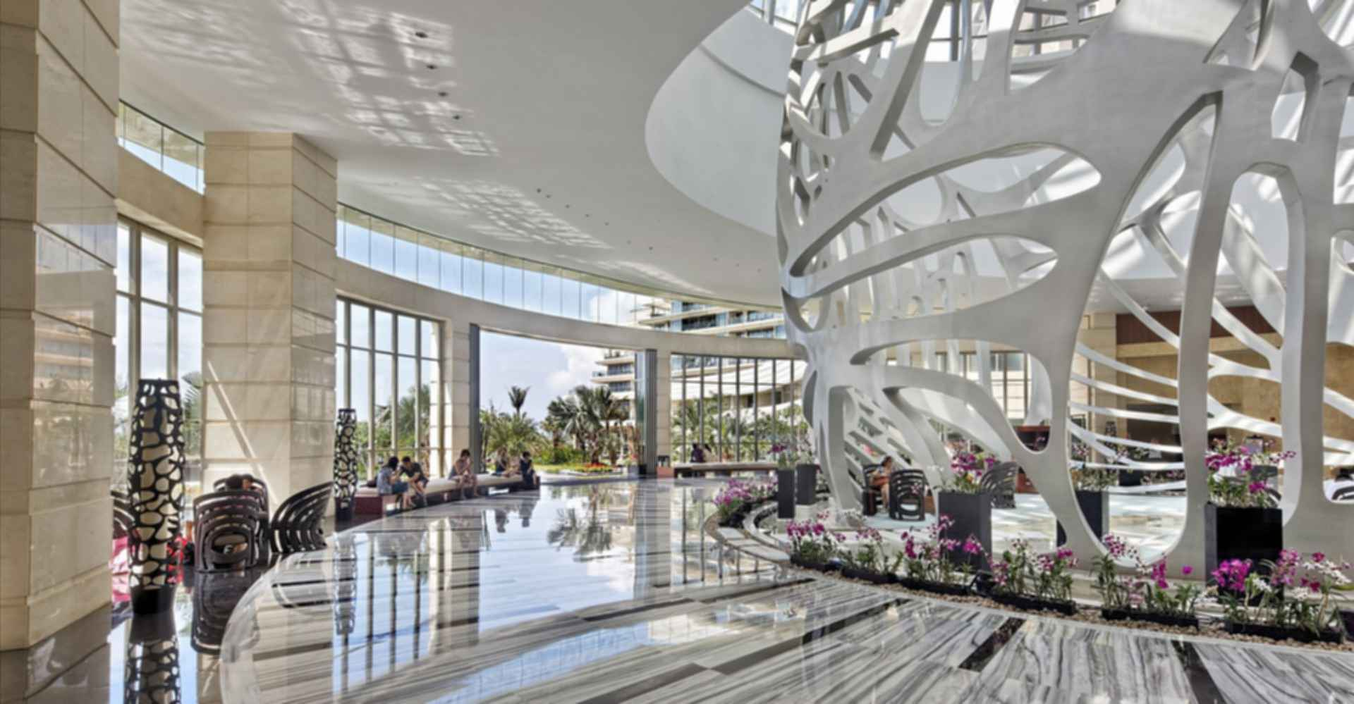 MGM Grand Sanya - Lobby