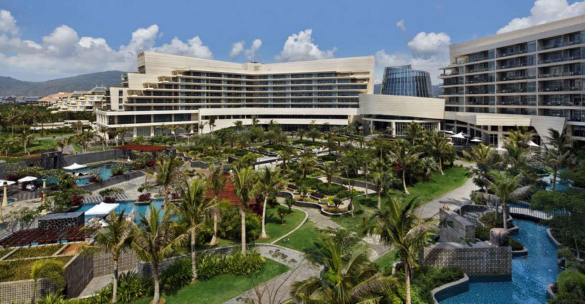 MGM Grand Sanya - Exterior