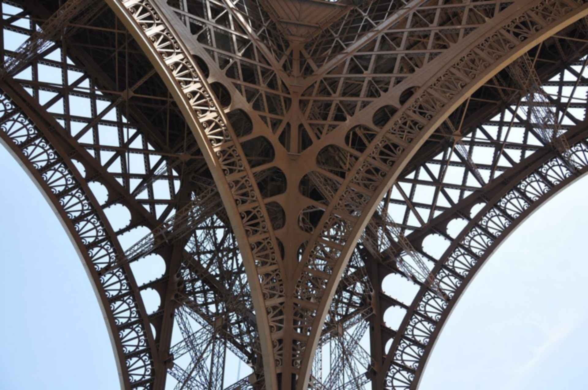 Eiffel Tower - Structure