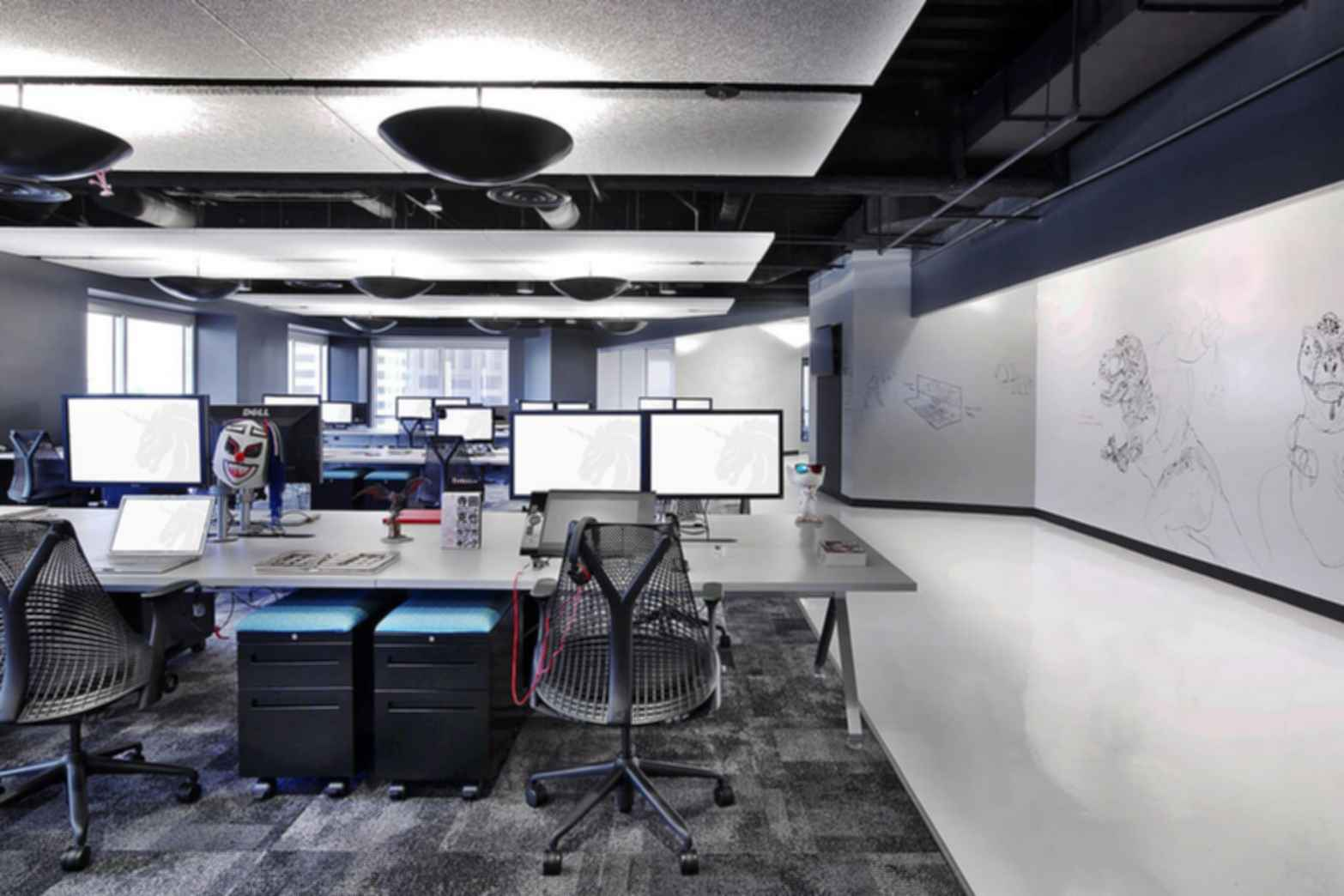 Kixeye Headquarters - Interior