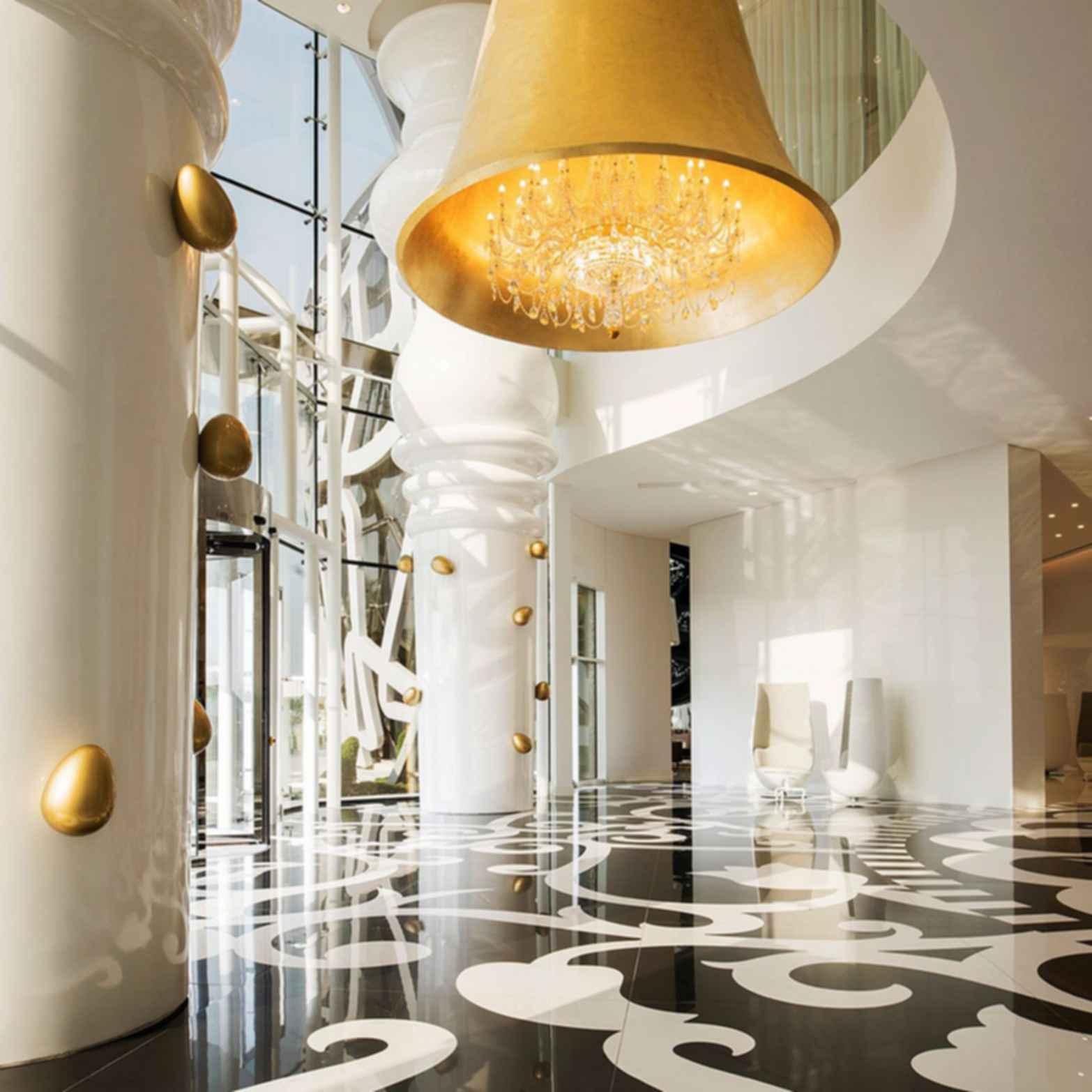 Mondrian Doha - Lobby