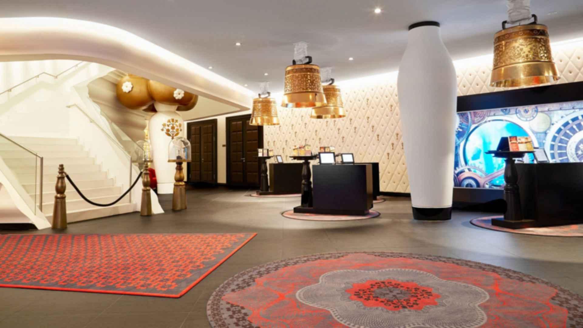 Kameha Grand Zurich - Lobby