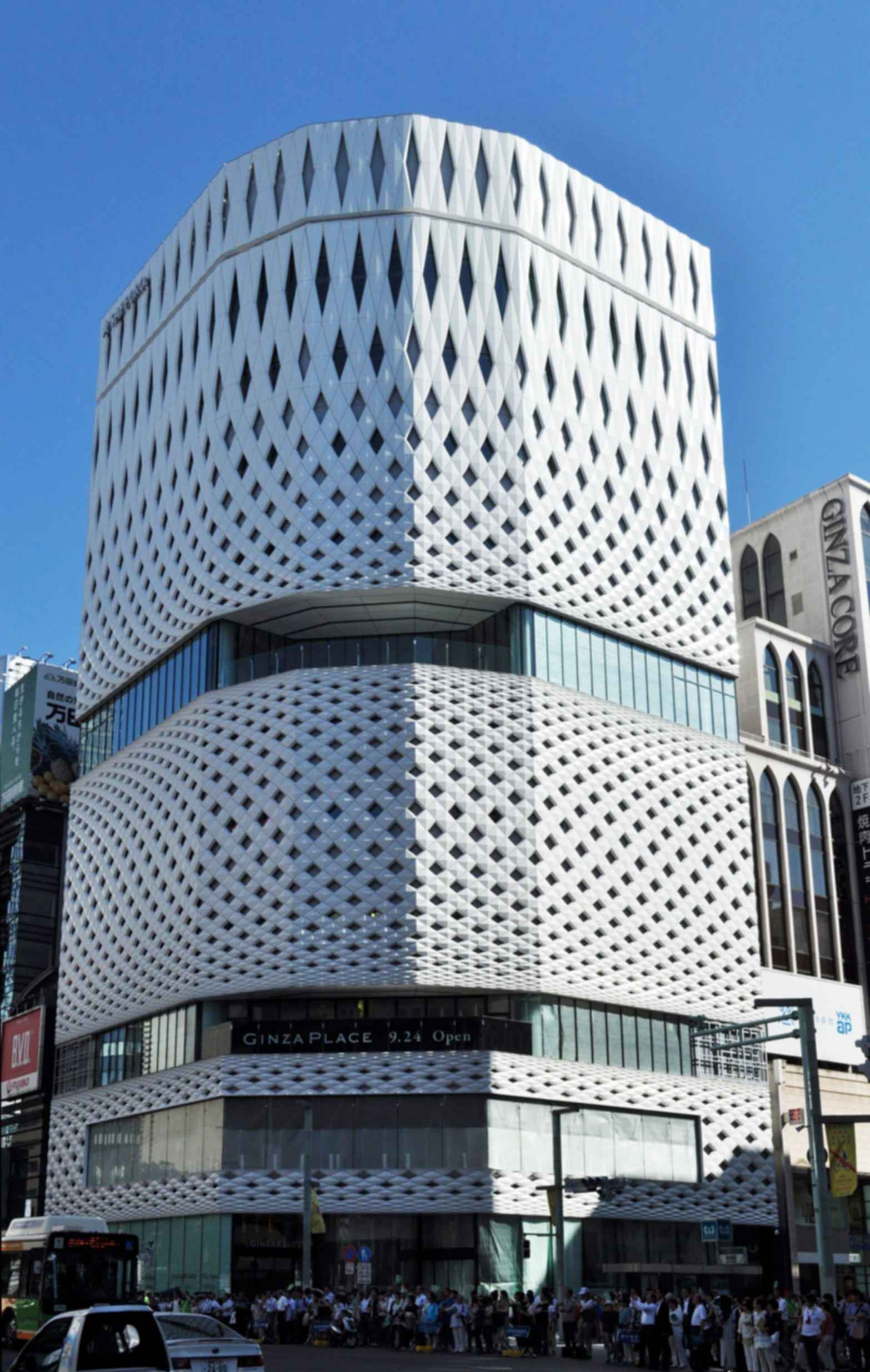 Ginza Place Modlar Com