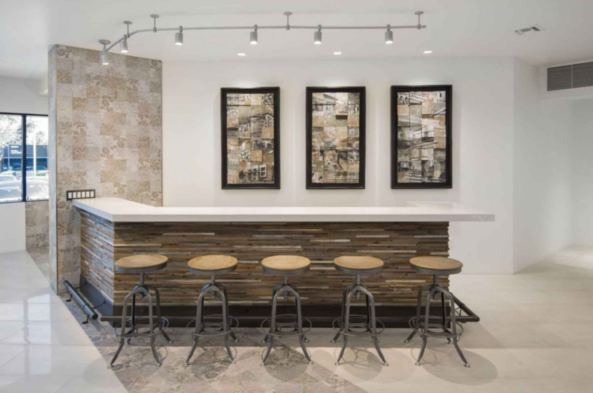 Architecture Design Collaborative Offices - Office Bar