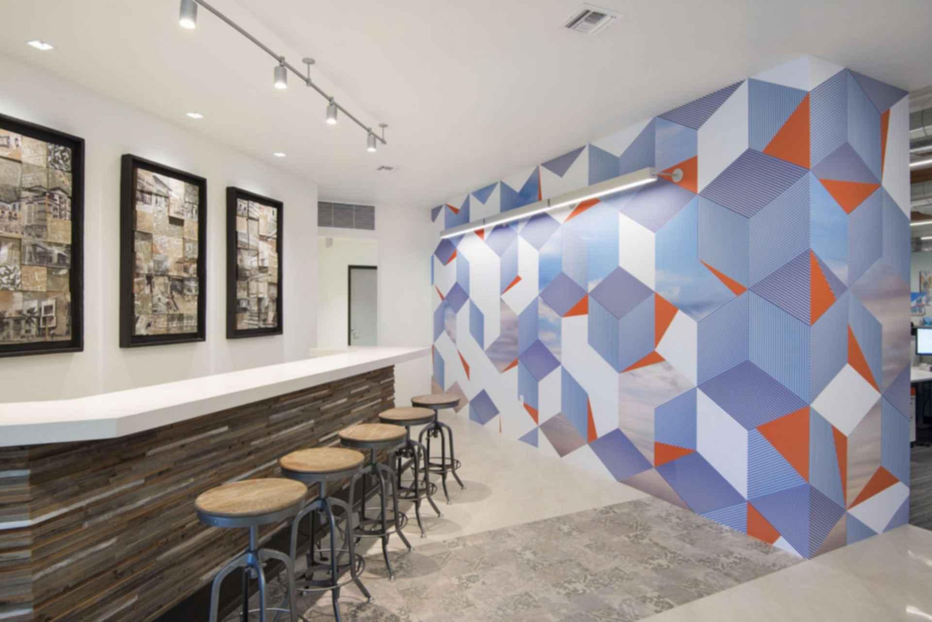 Architecture Design Collaborative Offices - Interior