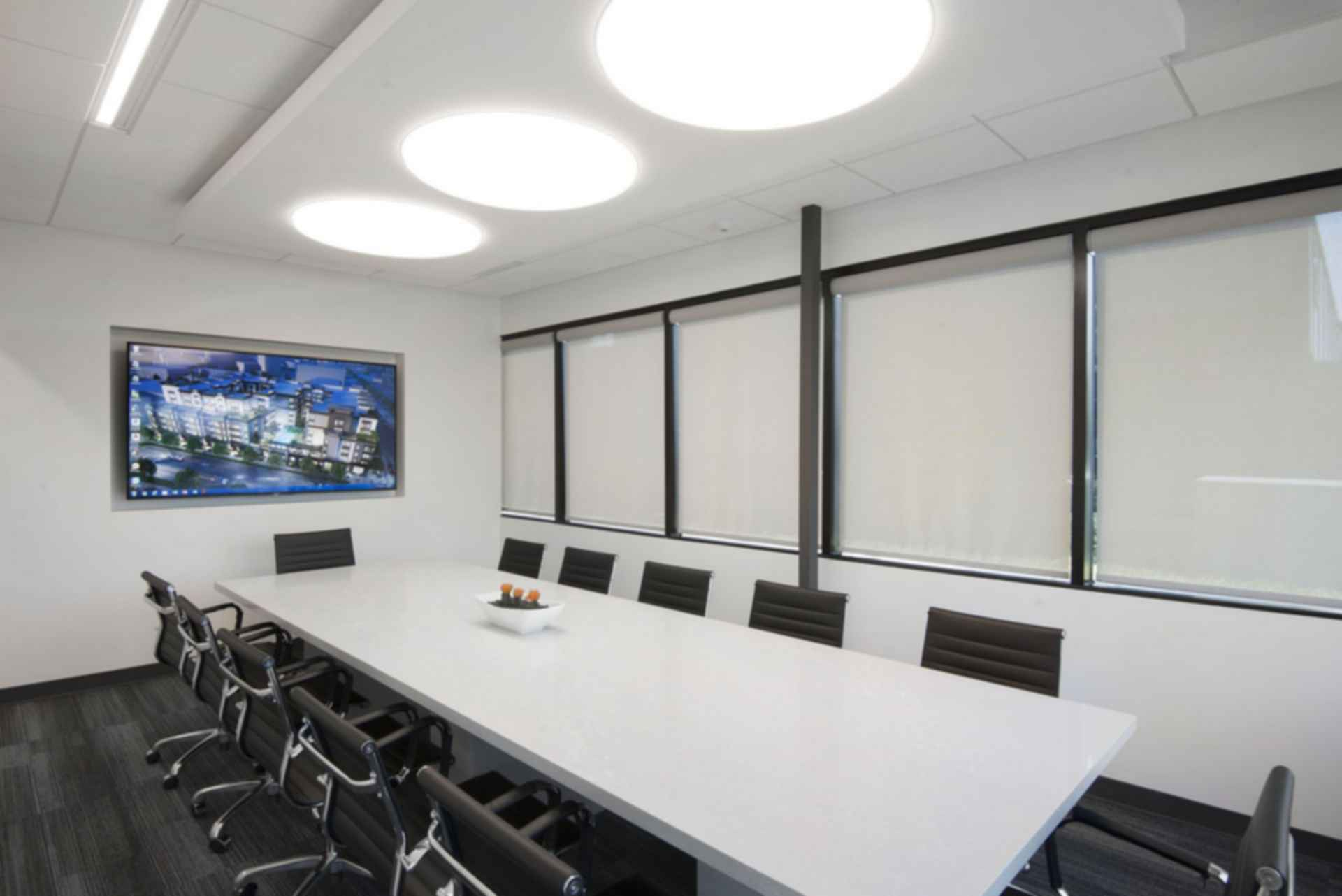 Architecture Design Collaborative Offices - Conference Room