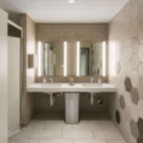 Architecture Design Collaborative Offices - Women's Restroom
