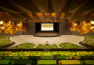 Melbourne Convention and Exhibition Centre - Auditorium