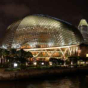 Esplanade Theatres on the Bay - Exterior