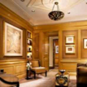 Fifth Avenue Neoclassical Residence - Living Room