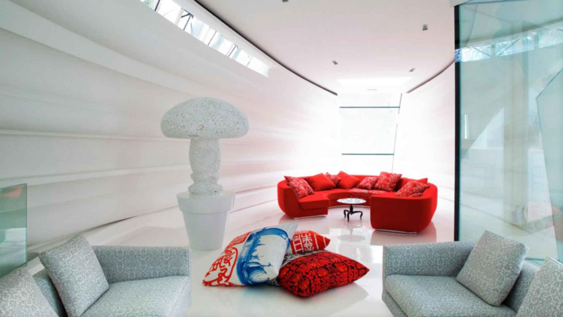 Casa Son Vida - Living Room
