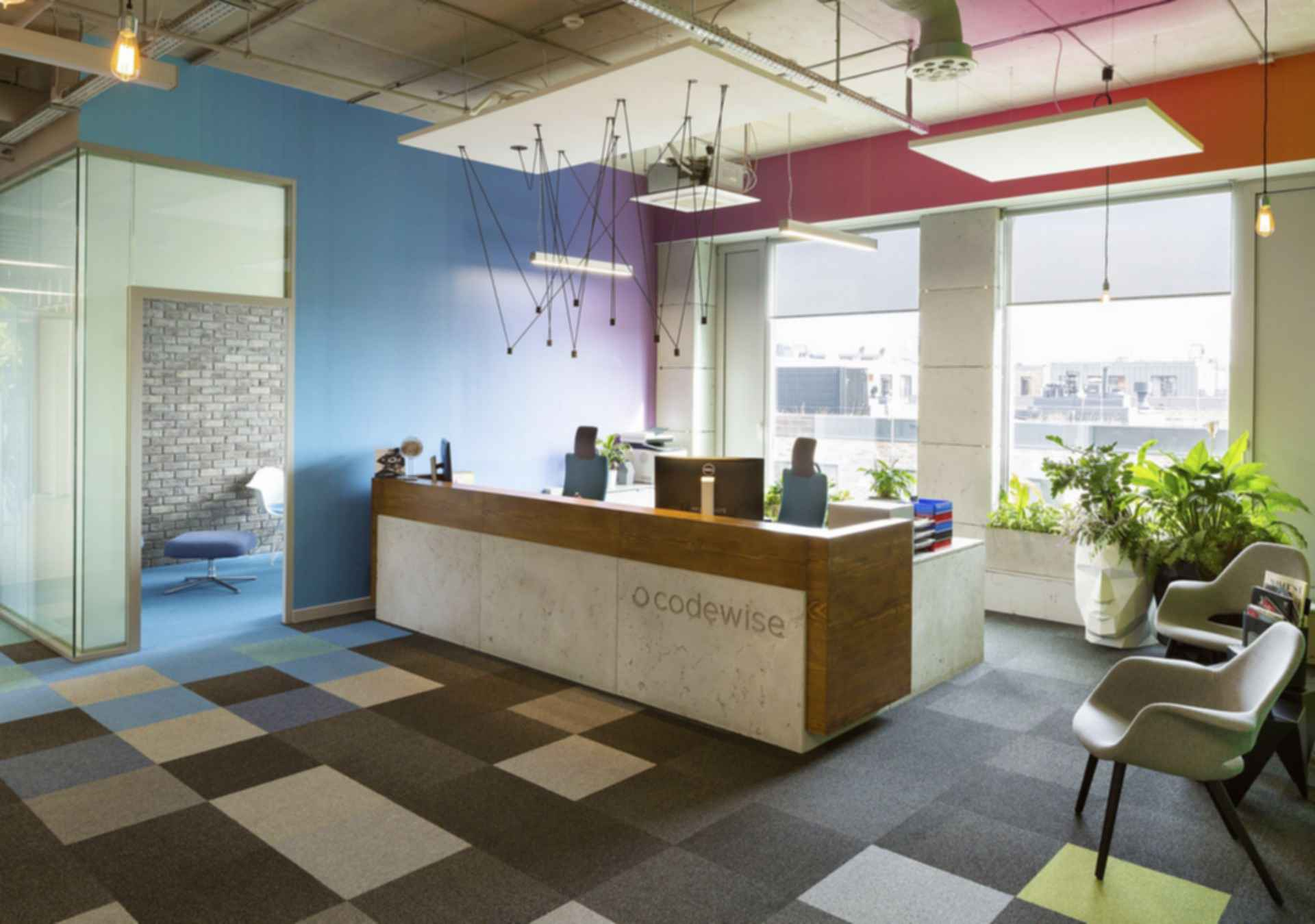 Codewise Office - Reception