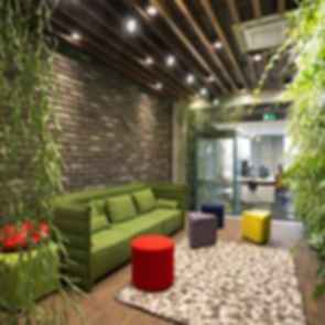 Codewise Office - Lounge Area