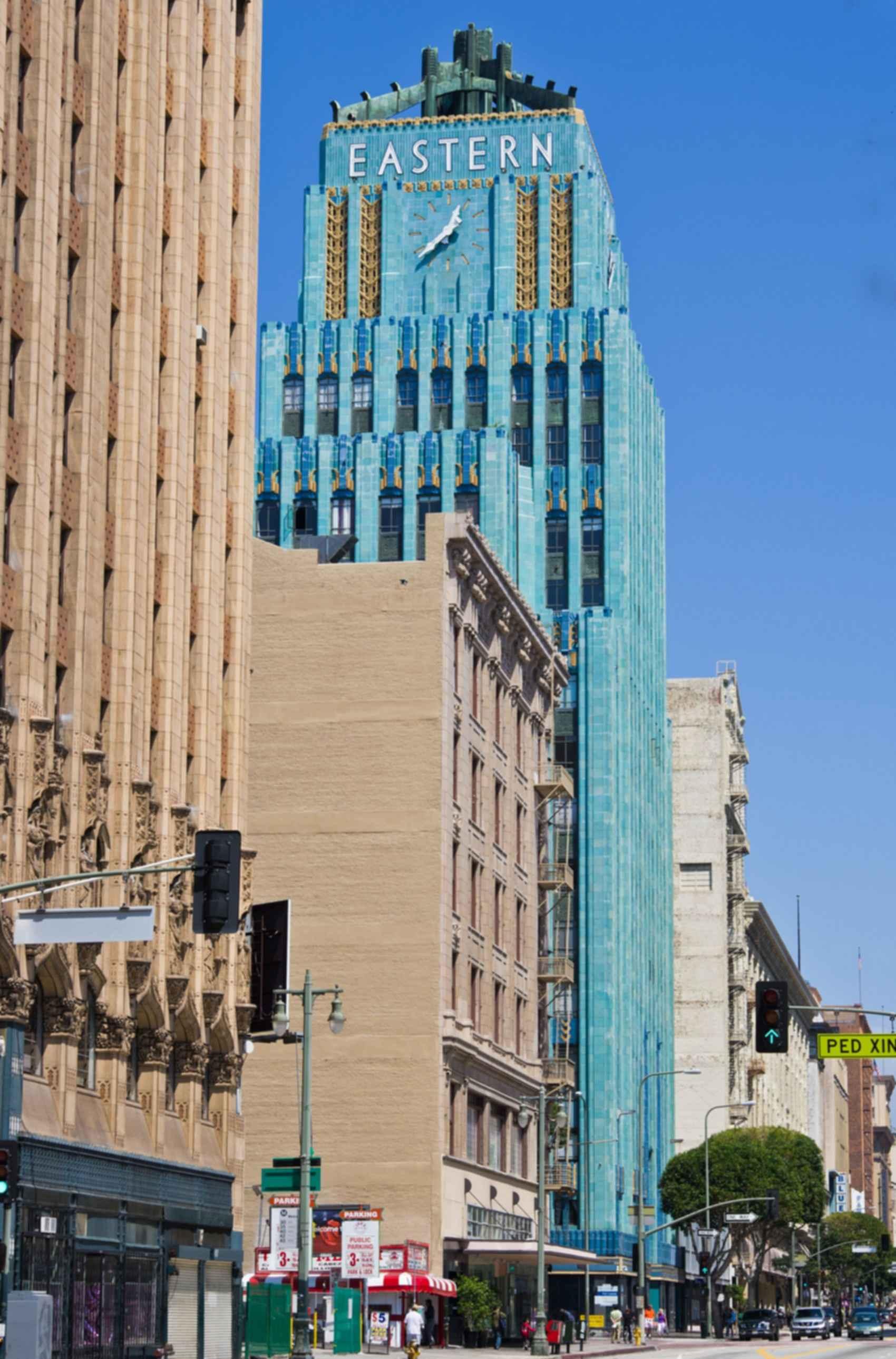 Eastern Columbia Building - Exterior