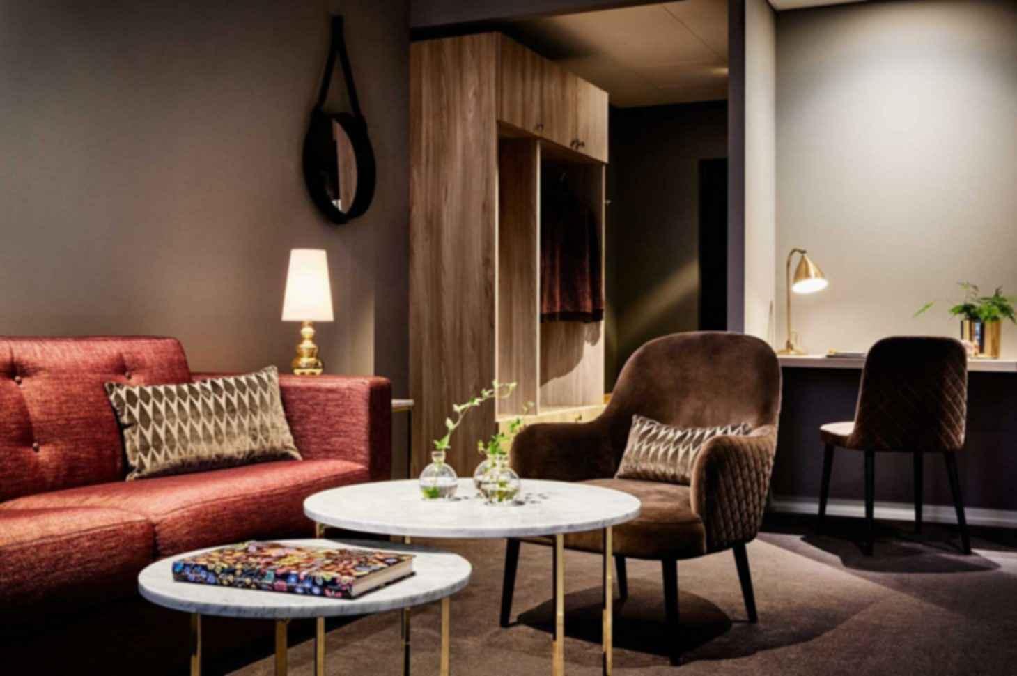 Kust Hotel and Spa - Interior