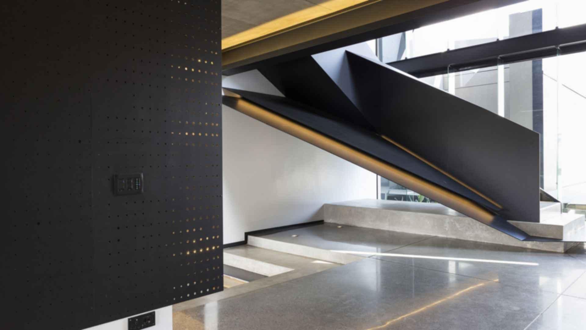 Kloof Road House - Interior