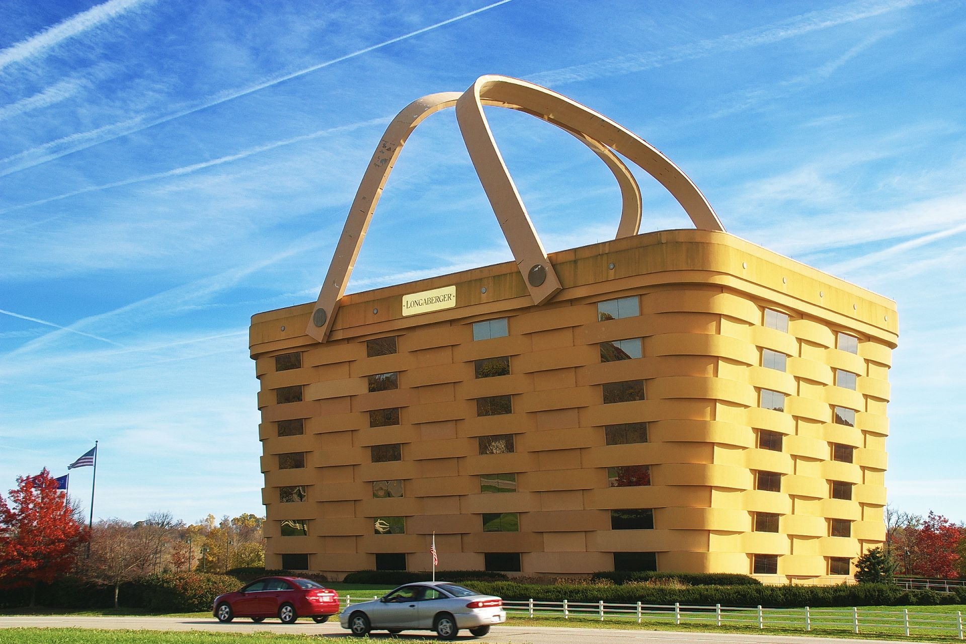 Longaberger Basket Building   Modlar.com