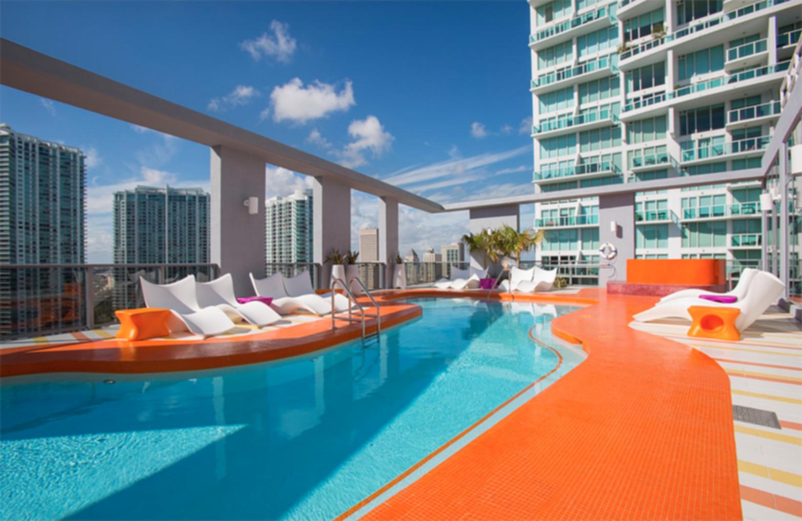 Mybrickell Condominium - Pool