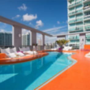 Mybrickell Condominium - Pool
