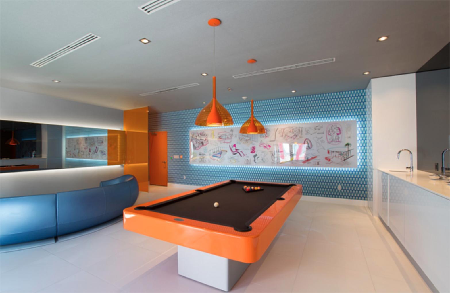 Mybrickell Condominium - Interior