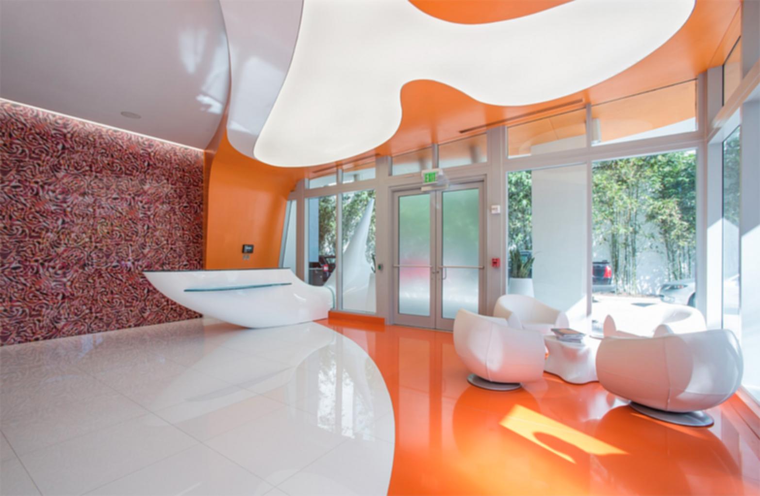 Mybrickell Condominium - Lobby