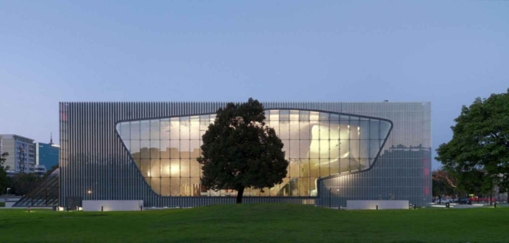 Museum Of The History Of Polish Jews - Exterior