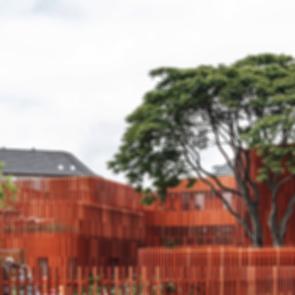 Forfatterhuset Kindergarten - Exterior