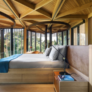Tree House Constantia - Bedroom