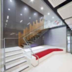 NEXTDC S1 Data Centre - Stairs