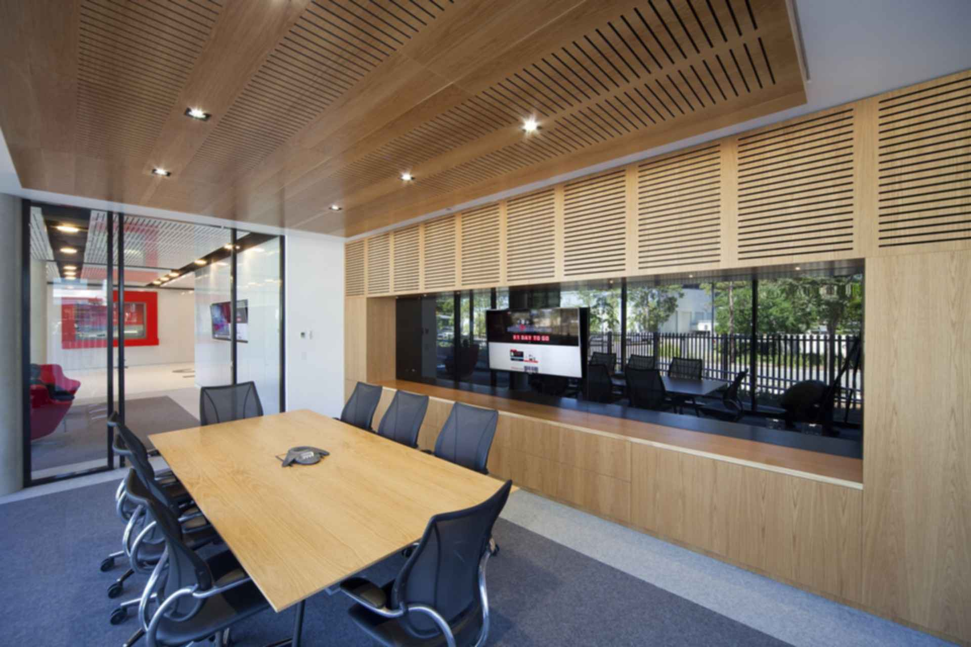 NEXTDC S1 Data Centre - Conference Room