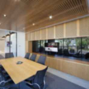 NEXTDC S1 Data Centre - Conference Room