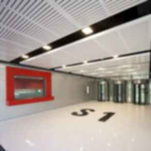 NEXTDC S1 Data Centre - Entrance Area