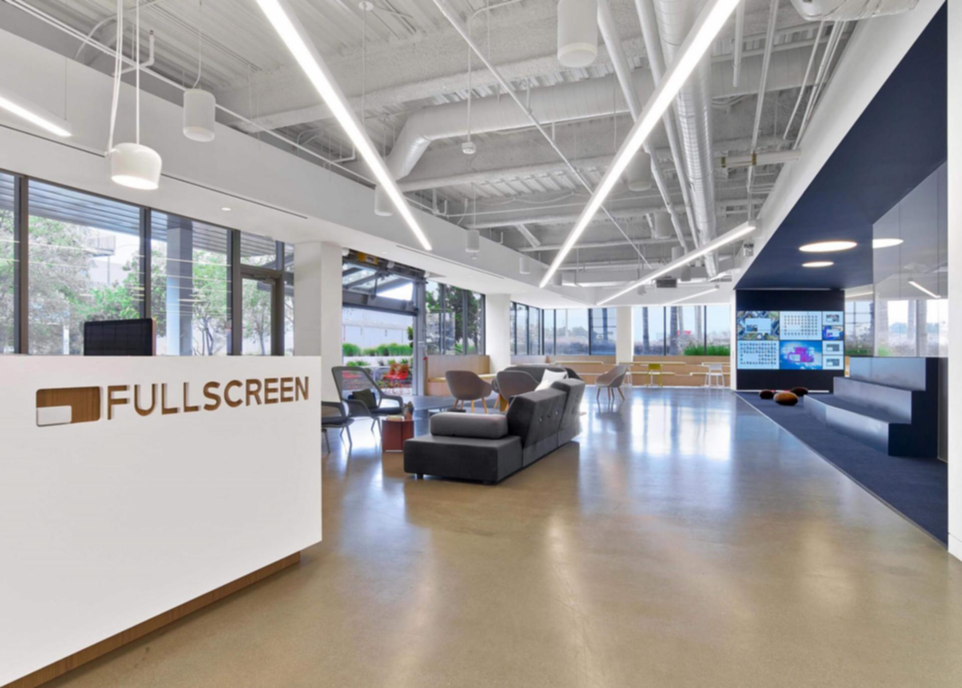 Fullscreen Offices - Reception