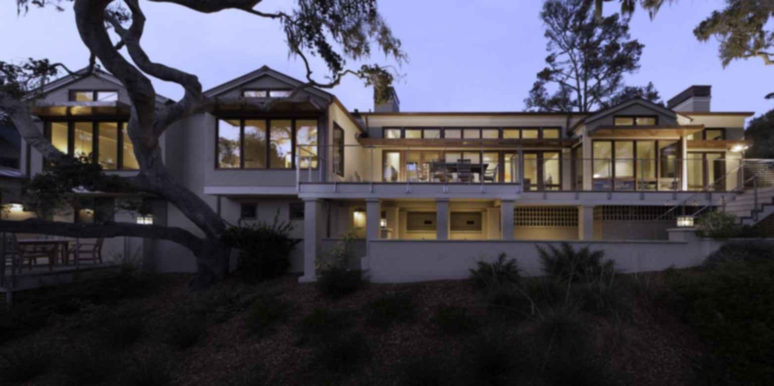 Pebble Beach Residence - Exterior