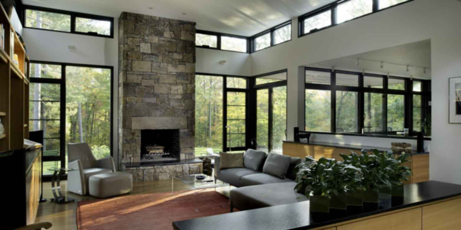 Greicius Home - Living Room