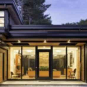 Greicius Home - Entrance
