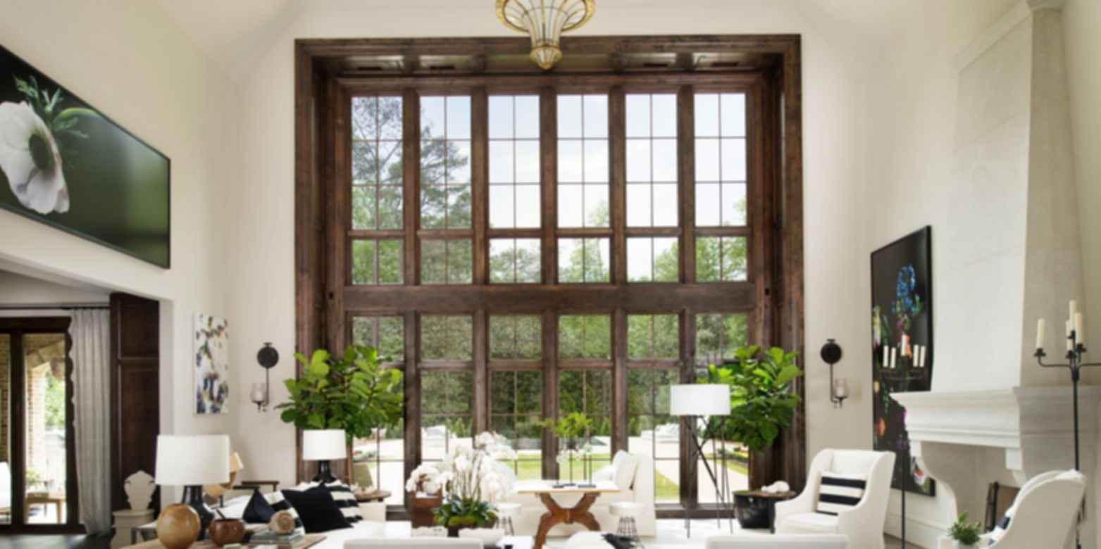 Atlanta Residence - Interior Window