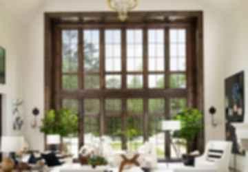 Atlanta Residence - Interior Window