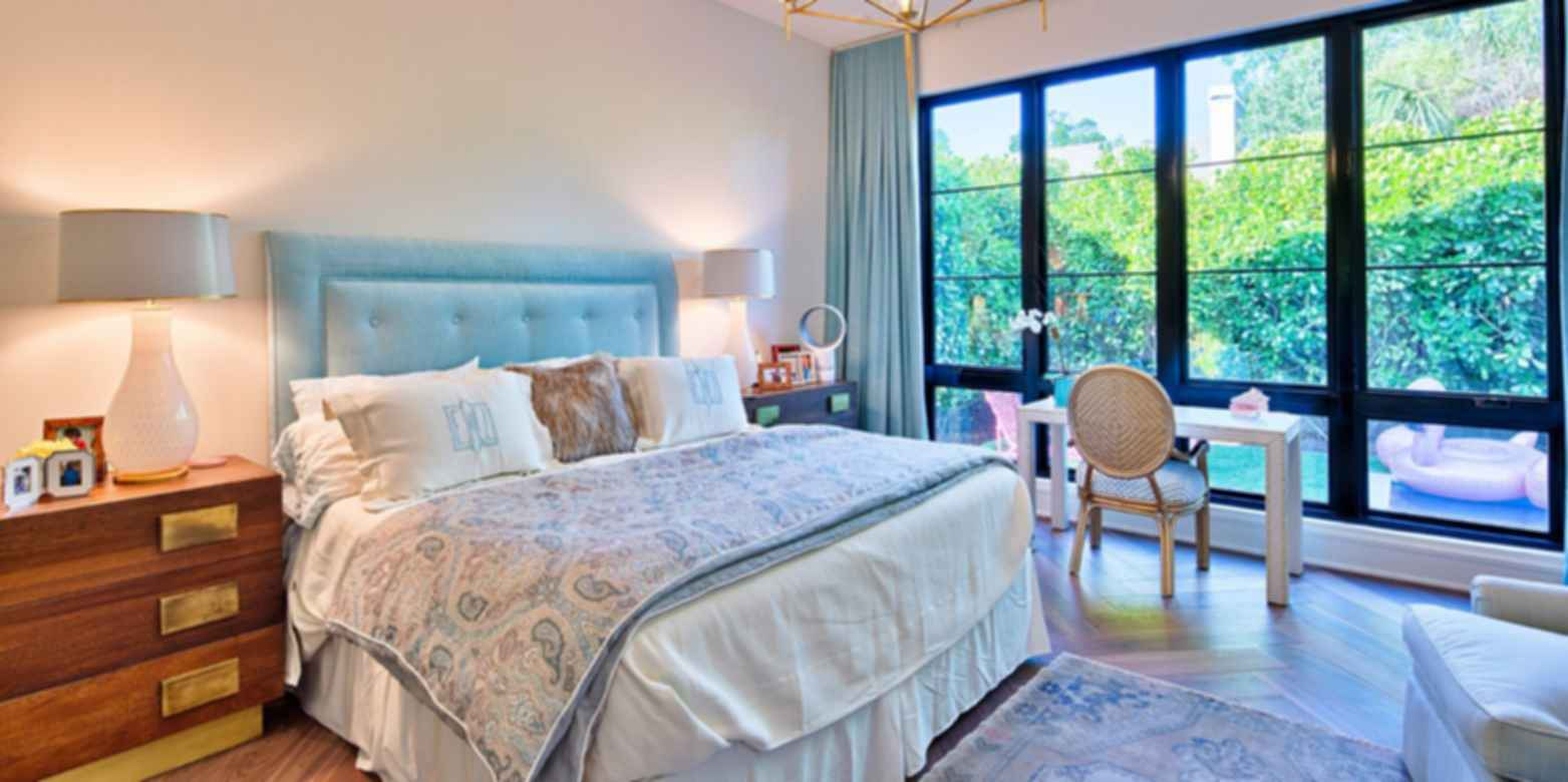 Sylvan House - Bedroom