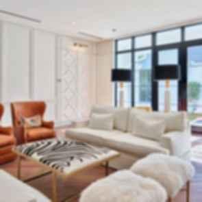 Sylvan House - Living Room