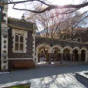 Arts Centre of Christchurch - Courtyard