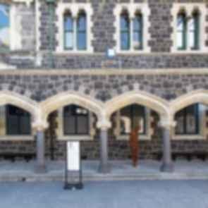 Arts Centre of Christchurch - Detail