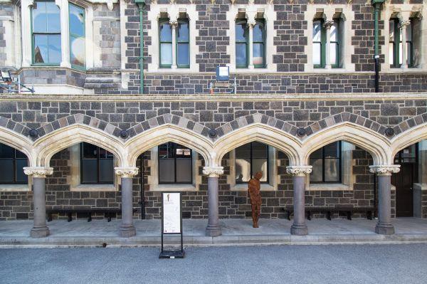 Christchurch Video Detail: Arts Centre Of Christchurch