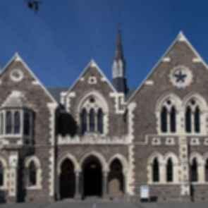 Arts Centre of Christchurch - Exterior