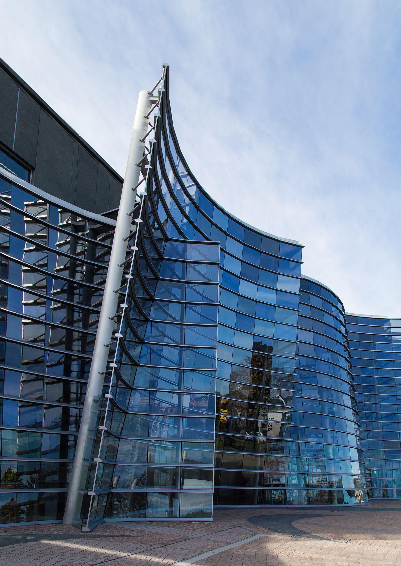 Christchurch Art Gallery - Exterior - modlar com