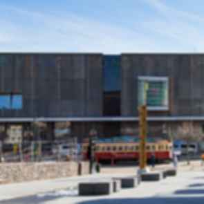 Christchurch Art Gallery - Worcester Boulevard Exterior