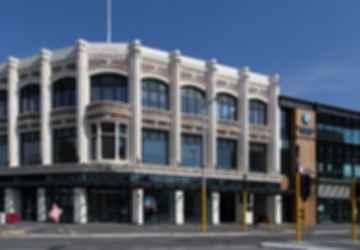 McKenzie and Willis Building - Exterior