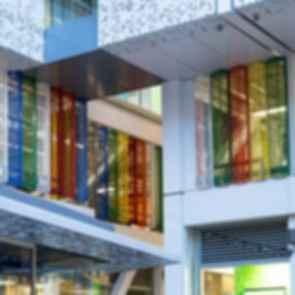 BNZ Centre - Detail