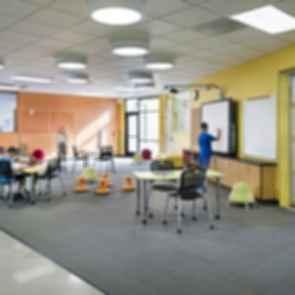 Elysian K-8 School - Classroom Exterior