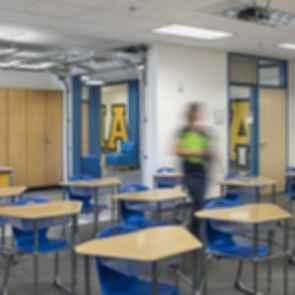Elysian K-8 School - Classroom Interior